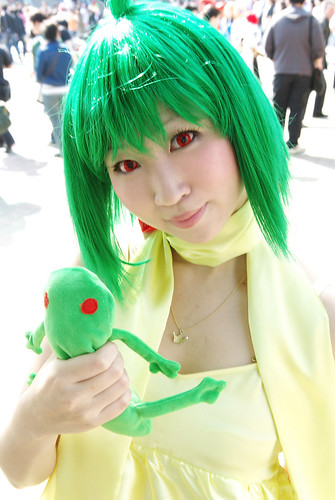Macross Frontier Ranka Lee Fotos Cosplay