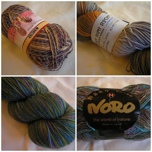 Birthday Yarn from Amber
