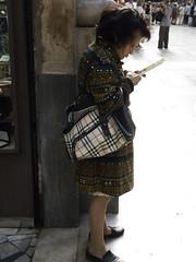 fuori dal mondo (Giusy Iescone (cantoliberox)) Tags: old italy woman donna napoli grattaevinci fujis9600 lasperanzalultimaamorire