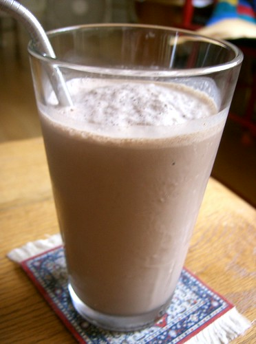 Chocolate Coffee Shake