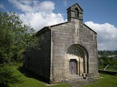 Iglesia de So Cludio de Nogueira (FreeCat) Tags: portugal geotagged arquitectura san do arte iglesia igrej