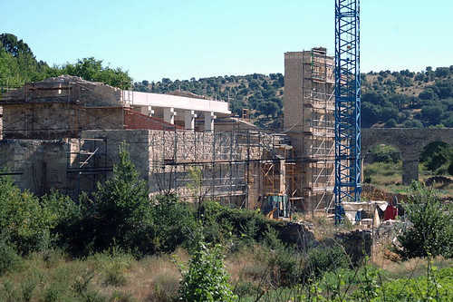 Iglesia del Carrascal, obras actuales