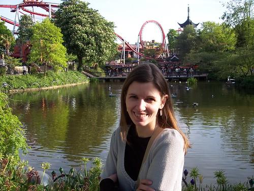 Cissy at Tivoli Gardens