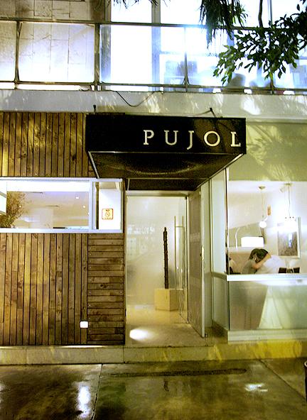Pujol Mexico City DF