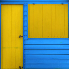 b2352_0_1: Swedish Facade (tengtan (away awhile)) Tags: door blue house color colour beach yellow facade colorful geometry melbourne swedish front huts colourful brightonbeach moodymonday brightly 500x500 artisticexpression two4tuesday auselite optimegallery theunforgettablepictures thechallengegroup challengegamewinner tengtan flickrheartsolympicringscontest