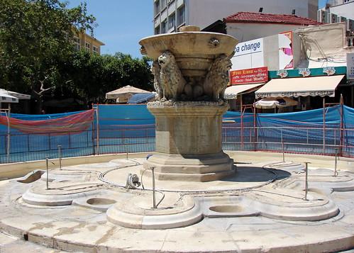 Morosini Fountain
