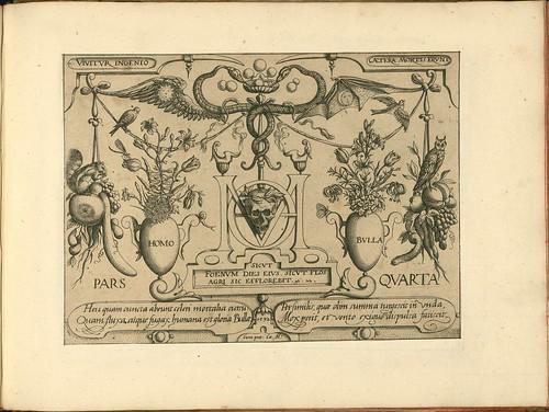 Archetypa studiaque patris - Joris Hoefnagel (1592) l