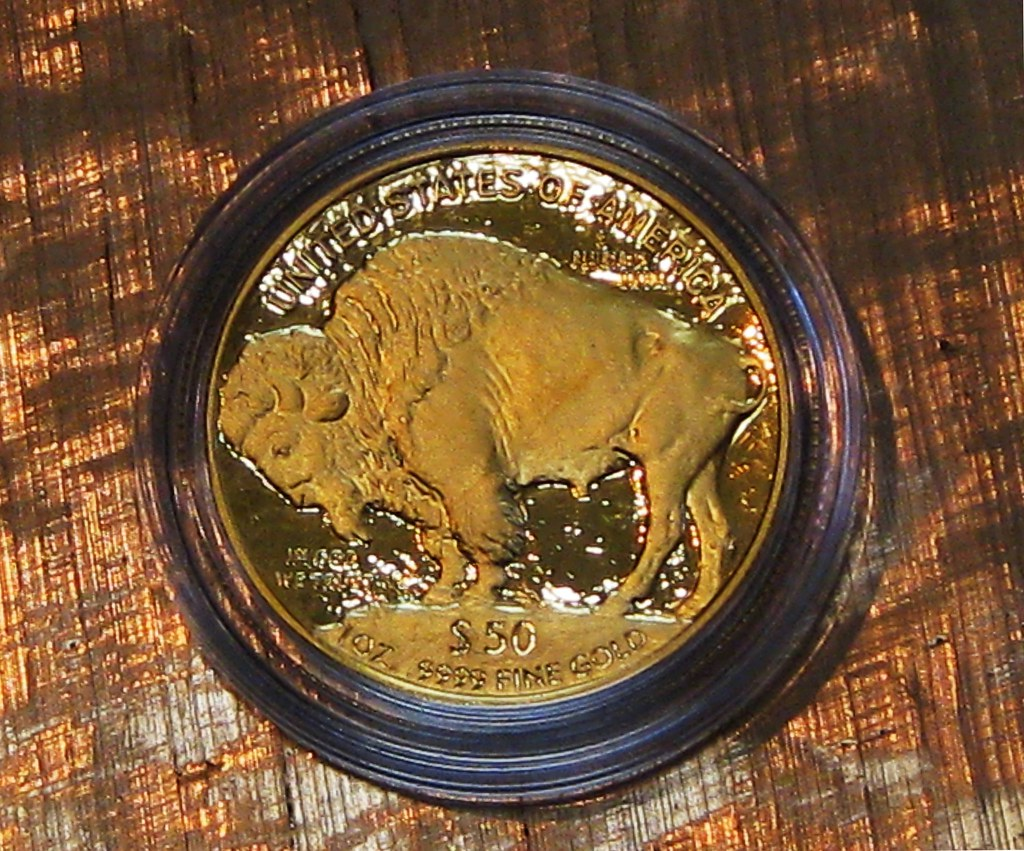 American Buffalo Gold Proof Coin