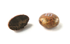 M&Ms Premiums: Mocha Inside