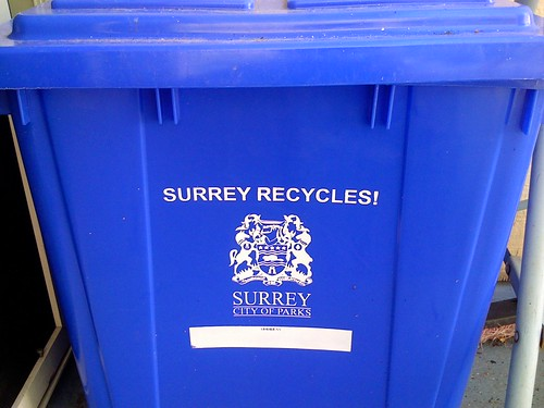 Surrey Recycles