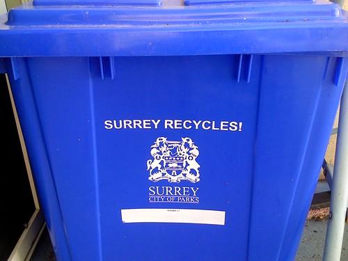 Surrey Recycles