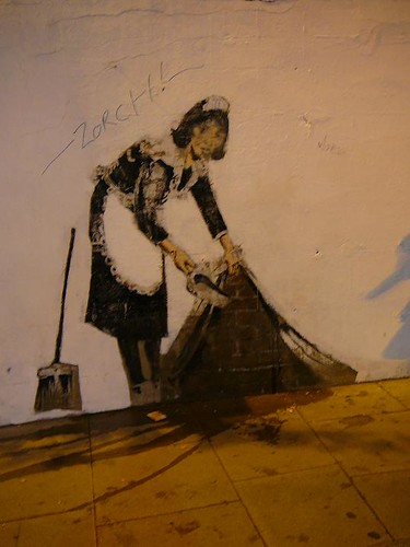 maid on the road