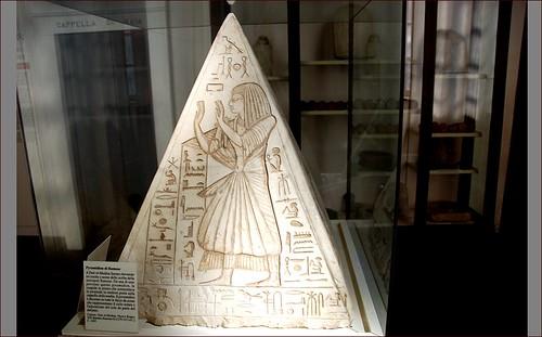 2008_0610_160501AA Egyptian Museum, Turin por Hans Ollermann.