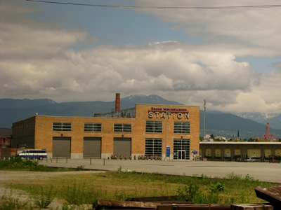 Rocky Mountaineer Station, Vancouver