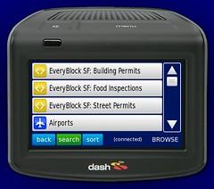 Dash device