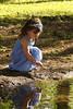 Upside-down tiera Princess (lorijohernandez) Tags: family kids fun abeautifulevening lillysbirthdayparty