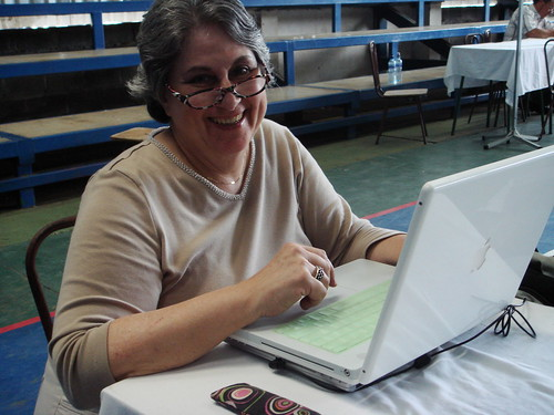 Roberta Eisenberg- 6. Festival Internacional de Matemática, Palmares, Costa Rica