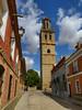 Iglesia de San Pedro de Fuentes de Nava 6-7-08 HDR JPG (miganmago) Tags: españa geotagged esp hdr castillaleon fuentesdenava espaã±a geo:lat=4208274480 geo:lon=478147745