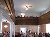 Inside Canoe Cove Church