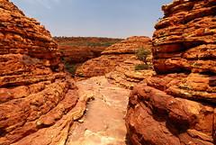 Australia - Kings Canyon (trekking 3h) - Red Centre (oo Felix oo) Tags: landscape nikon australia kingcanyon redcentre d80 felmar73