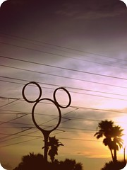 there's a great big beautiful tommorrow (kevkev44) Tags: road orlando florida disney mickey disneyworld mickeymouse powerline interstate waltdisneyworld i4 orlandoflorida interstate4 transmissionline celebrationfl disneygeek theresagreatbigbeautifultommorrow mickeyshaped