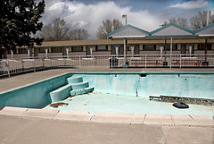 El Kapp Motel Swimming Pool