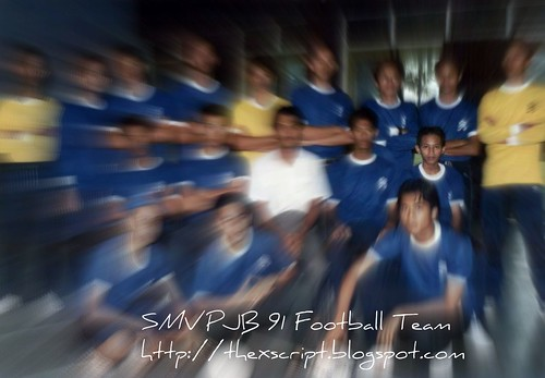 Anif - School Football Team 91