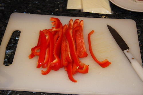 Sandwich Party: Red Peppers