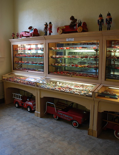 Fire Station No. 27 - Scale Model Exhibit
