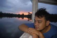 Bandung cargo boat (@Mark_Eveleigh) Tags: travel west tourism river indonesia asian boat asia tour visit cargo adventure international journey jungle borneo bandung trade indonesian barat kalimantan kapuas kalbar kalimantanbarat