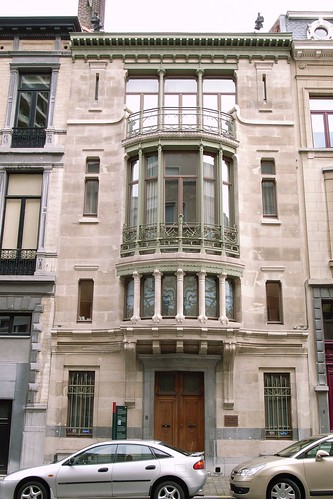 Hôtel Tassel by stevecadman.