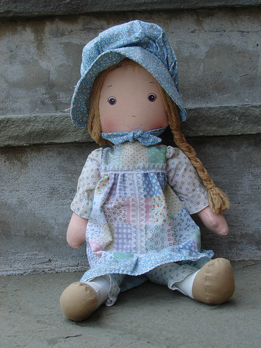 H Is for Holly Hobbie