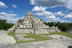 Edzn (chblet) Tags: mxico maya ruina campeche pirmide zonaarqueolgica edzn 100 itzes chablet