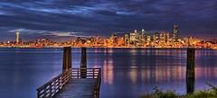 Seattle Pan HDR