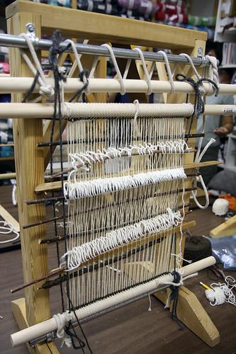 Caroline's Loom at Fiber Factory in Mesa