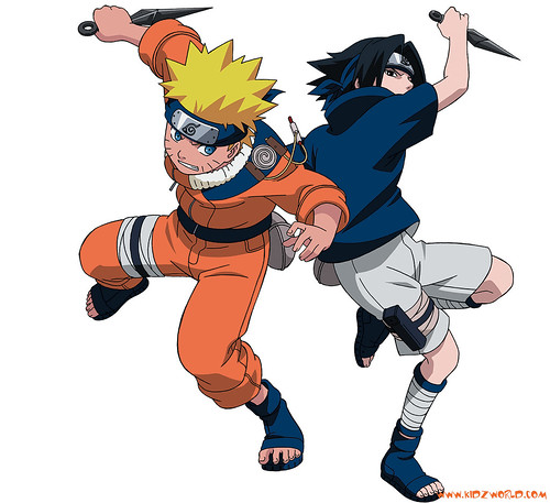 naruto sasuke akatsuki. Naruto + Sasuke (Akatsuki Fan)