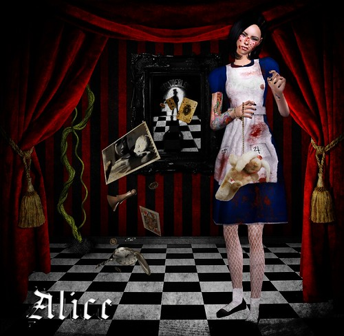 Alice by Martina Cullen.