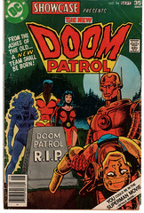 Doom Patrol 94 (Todd Wilson) Tags: comics dccomics doompatrol