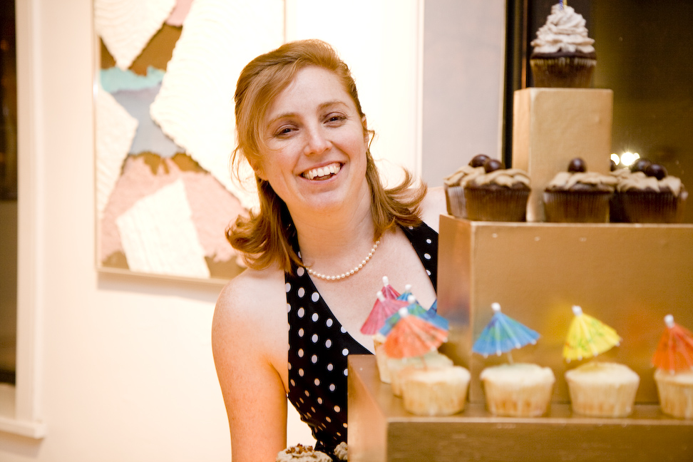 Stefanie Pollack of Cupcake Project and Food Interviews