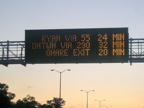Traffic Times