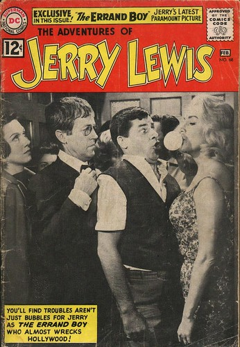 Jerry - The Errand Boy (by senses working overtime)