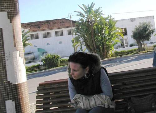 estação de camionagem Lagoa