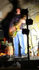 Under The Bridge Gig (morgler) Tags: gig musik orangebeach criscosmo