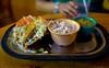 Taco Plate at Tomasita's (benrobertsabq) Tags: santafe restaurant nm tomasitas