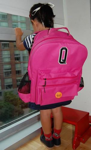 Q backpack