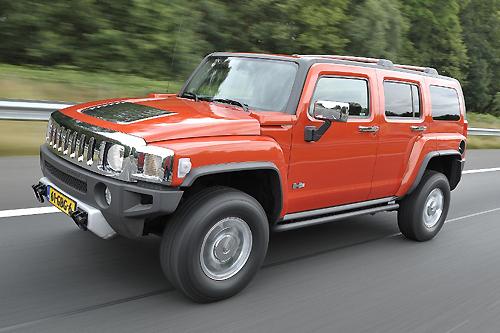 New fuels, new models for HUMMER in 2009,car, sport car