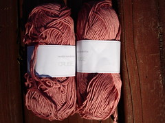 Twinkle - Rose (blubarry) Tags: pink twinkle yarn
