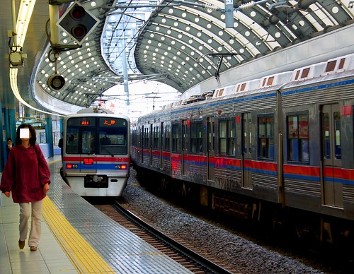 KEISEI Electric Railway