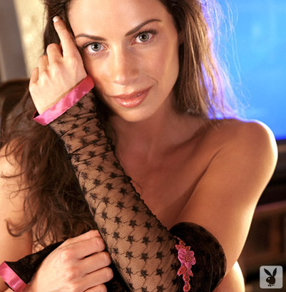 Jill Nicolini in Playboy