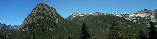 Guye Peak Pano